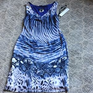 Beautiful summer tie dyed dress
